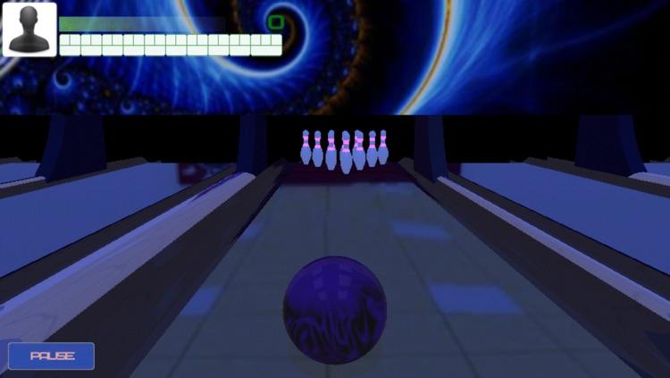 Cosmic Bowling screenshot-4