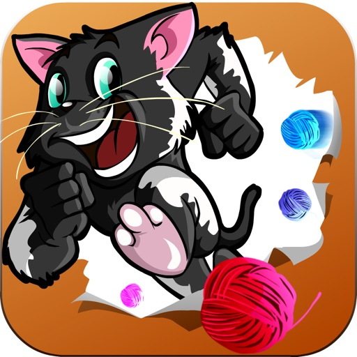 Kitten Run - Top Best Free Endless Chase Race Escape Game