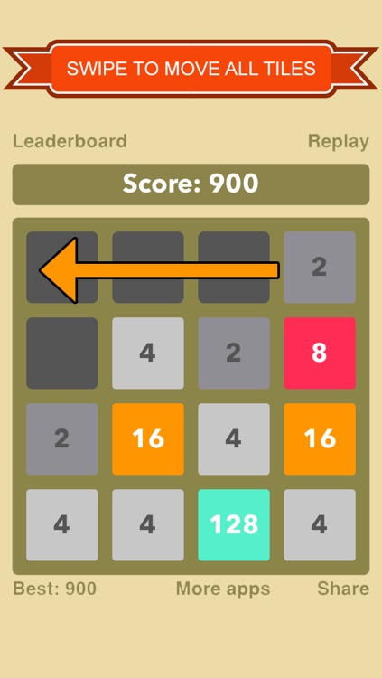 A Chaos of a Puzzle Called 2048