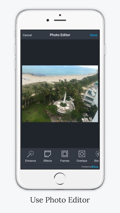 Photo Gallery Editor Screenshots