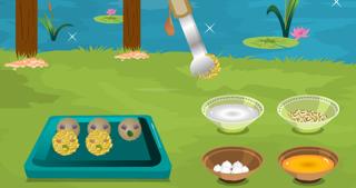 Mozzarella Risotto Balls - Cooking Game screenshot four