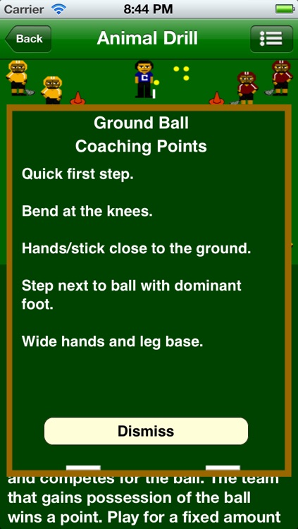 Lacrosse Drills - Mate screenshot-3
