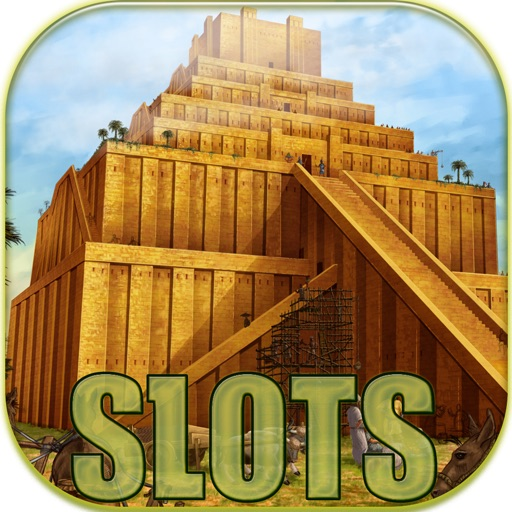 Babel Tower of Wealth Slots - FREE Slot Game A Play Vegas Studios