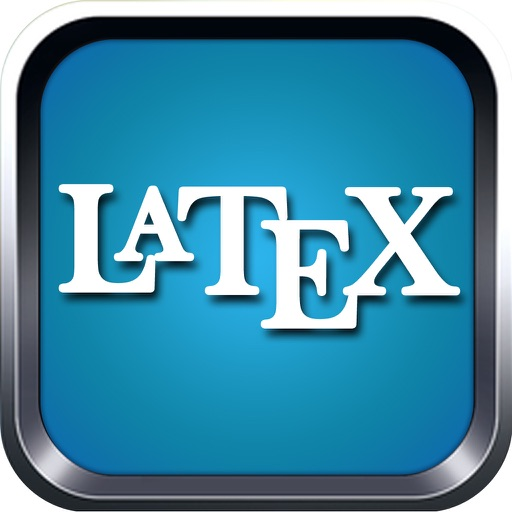 LaTeX To Go - edit and compile Tex files