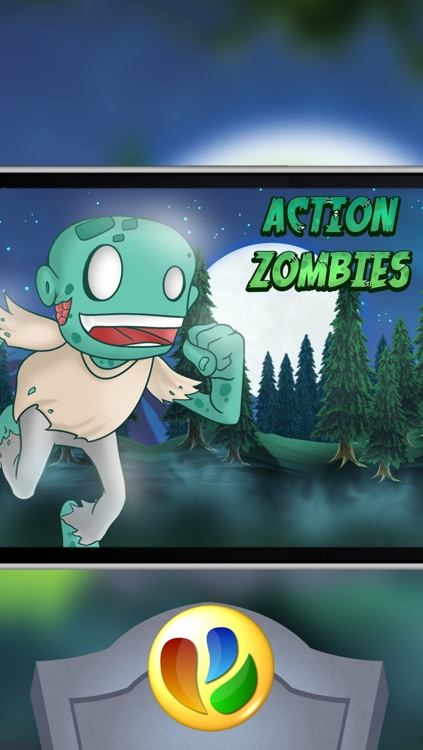 Action Zombies – A Fun Zombie Jump and Run Game