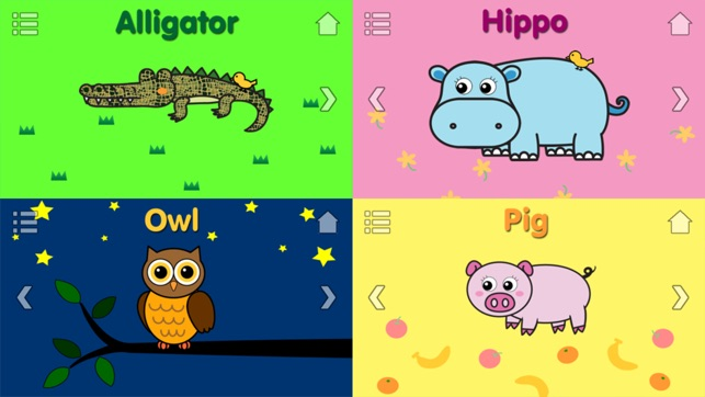 touch animals hd pro animated zoo and farm cartoon animals for kids on the app store - Kids Cartoon Animals