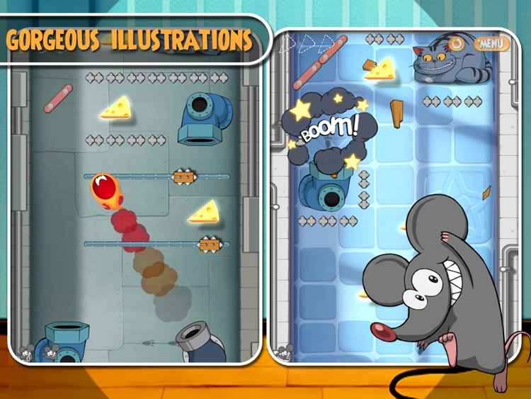 House of Mice HD Lite screenshot-3