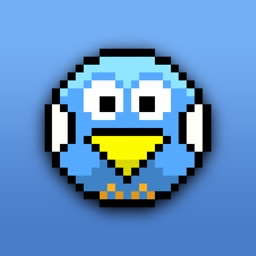 Blue Bird Bounce - Impossible Flappy Fun