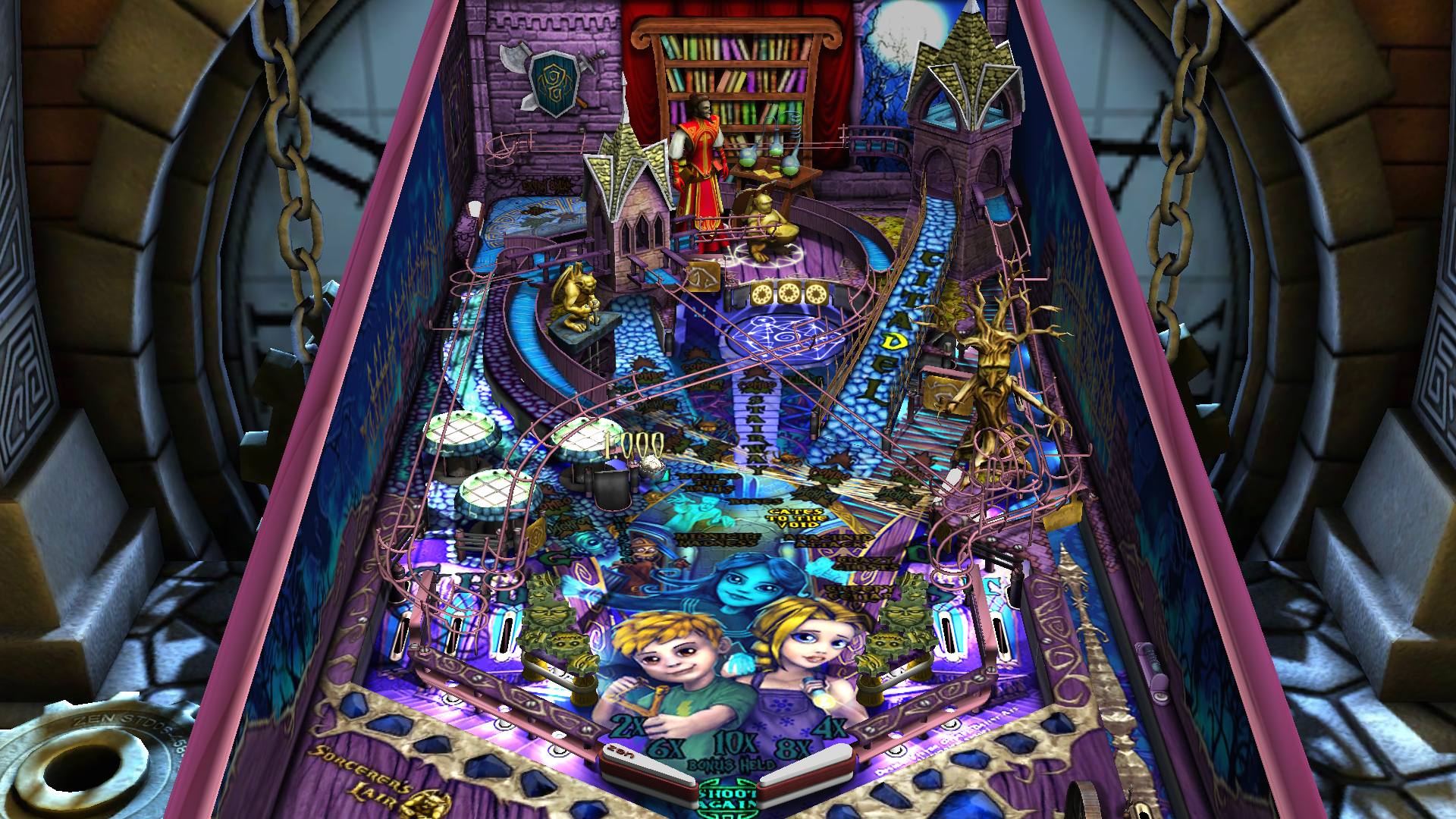 Zen Pinball screenshot 11