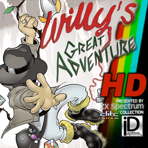 Willy's Great Adventure: ZX Spectrum HD