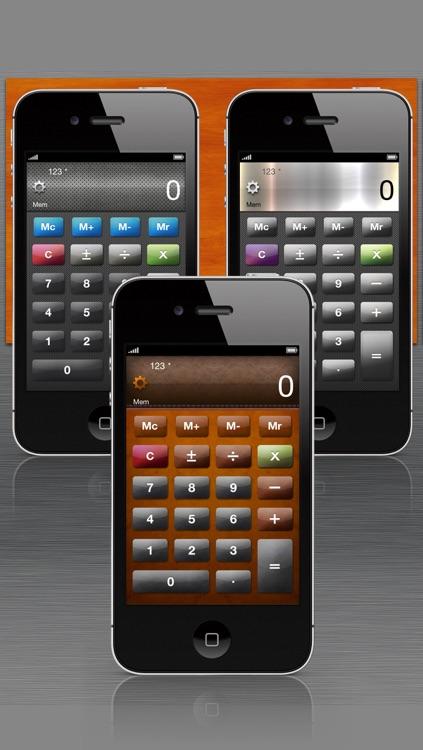 Calculator +1 FREE screenshot-4