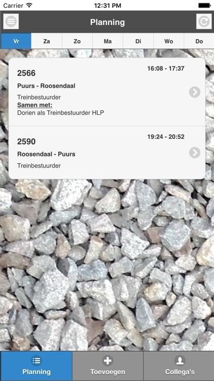 Treinbestuurder screenshot-3