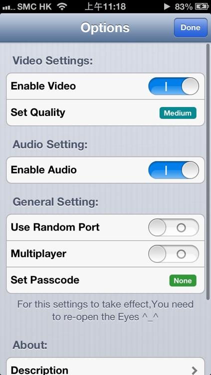 Third Eye - Wireless Monitoring screenshot-3