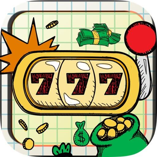 Doodle Slots Machine