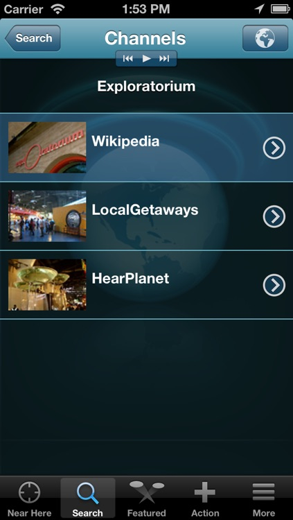 HearPlanet (Lite): Audio Guide to the World screenshot-4