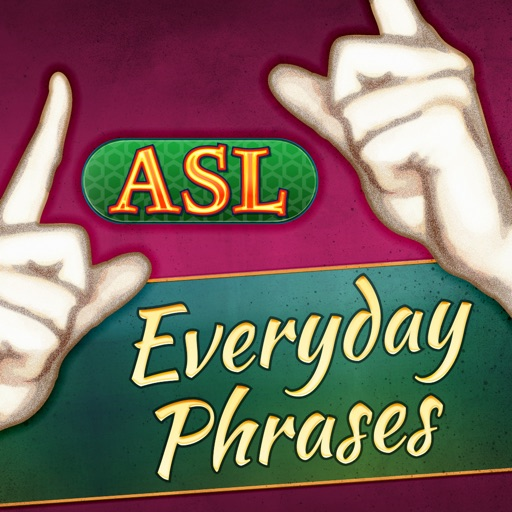 ASL Everyday Phrases - American Sign Language by Selectsoft icon