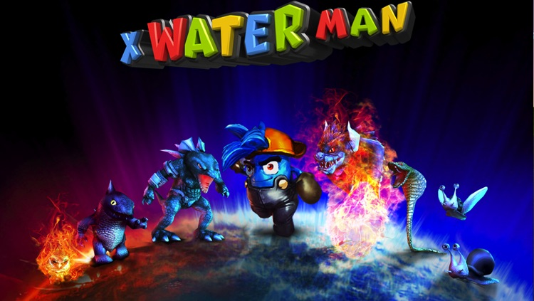 X WaterMan Free + screenshot-4