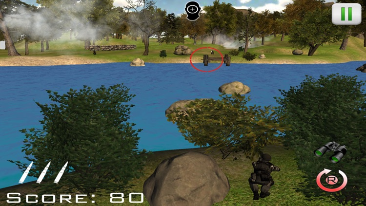 Jungle Combat - Sniper Conflict Free screenshot-4