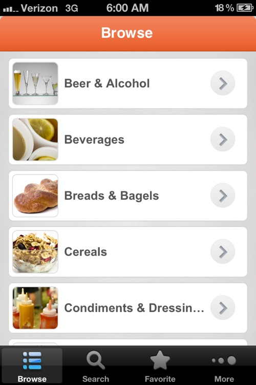 Mediterranean Diet Foods screenshot-1