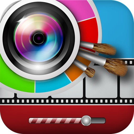 Color Effects Photo - Colors & Recolor on Photos for iPhone & iPod Touch