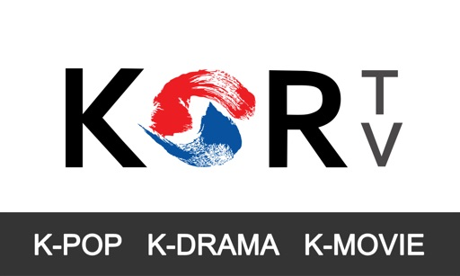KORTV : Korean live TV, K-Pop, K-Drama