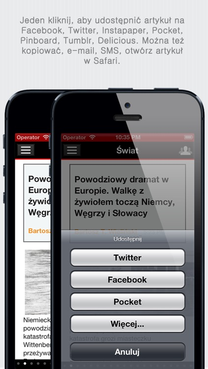 Polskie Gazety+ (Polish Newspapers+ by sunflowerapps) screenshot-3