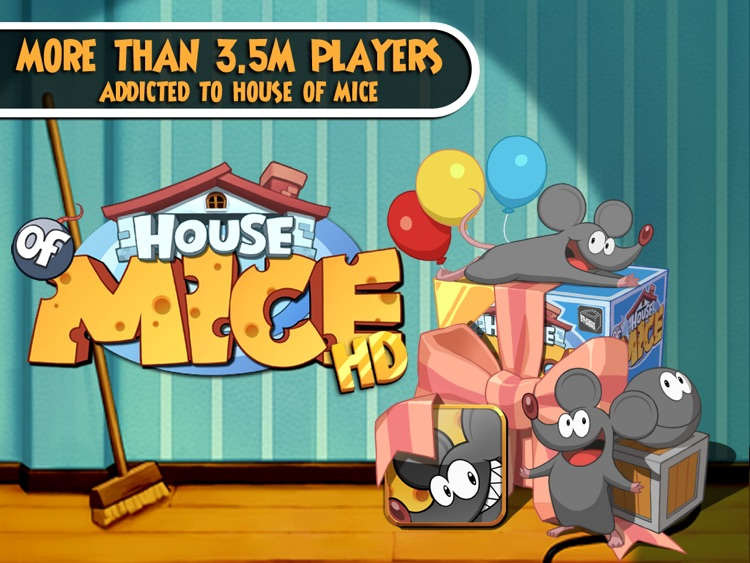 House of Mice HD Lite screenshot-4