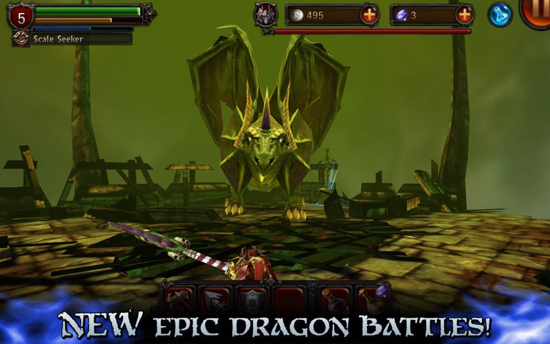 Eternity Warriors 2 Screenshot