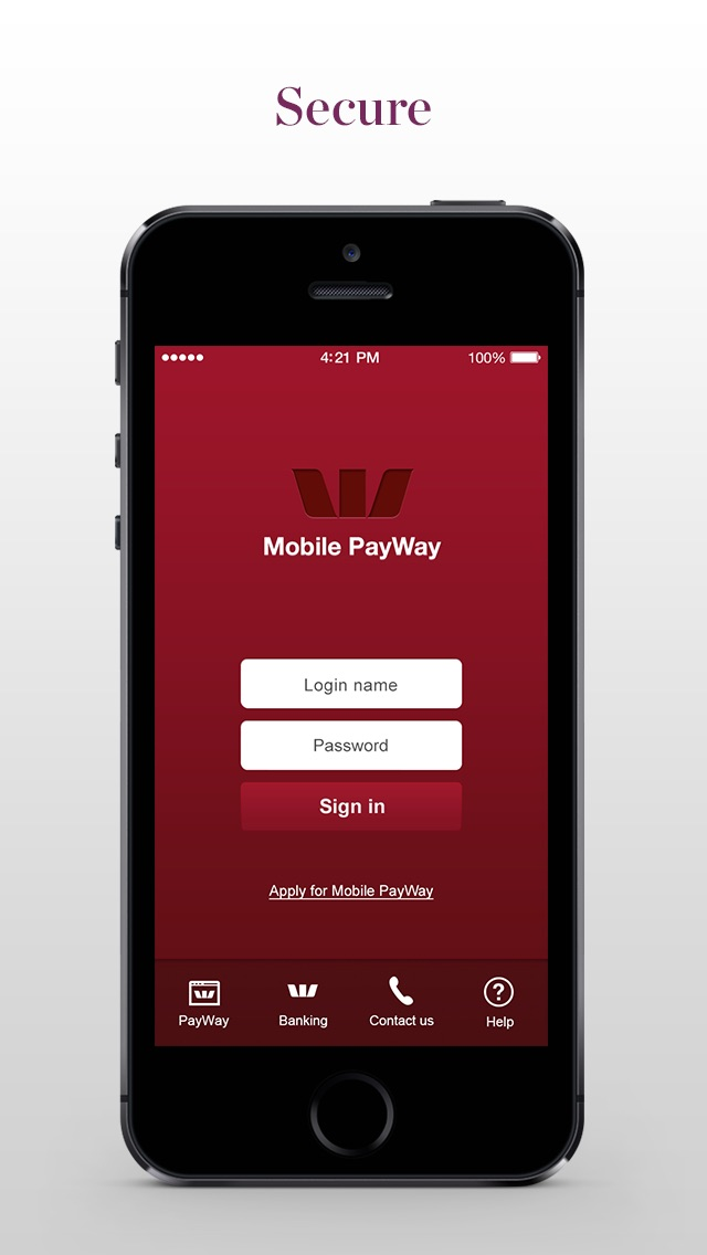 Download Westpac Mobile PayWay for Pc