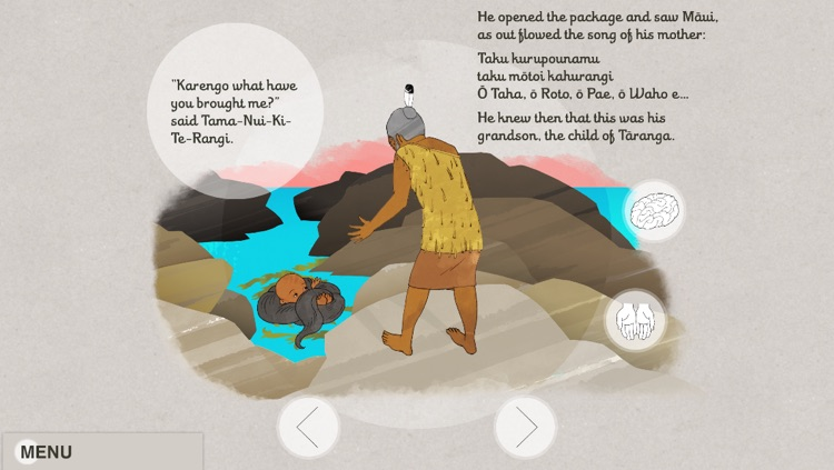 Māui And His First Journey screenshot-3
