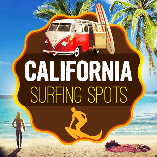 California Surfing Spots