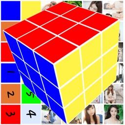 Cube 3D-Rubik's Cube