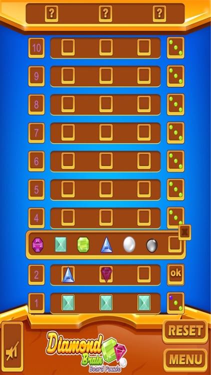Diamond Brain Board Puzzle screenshot-4