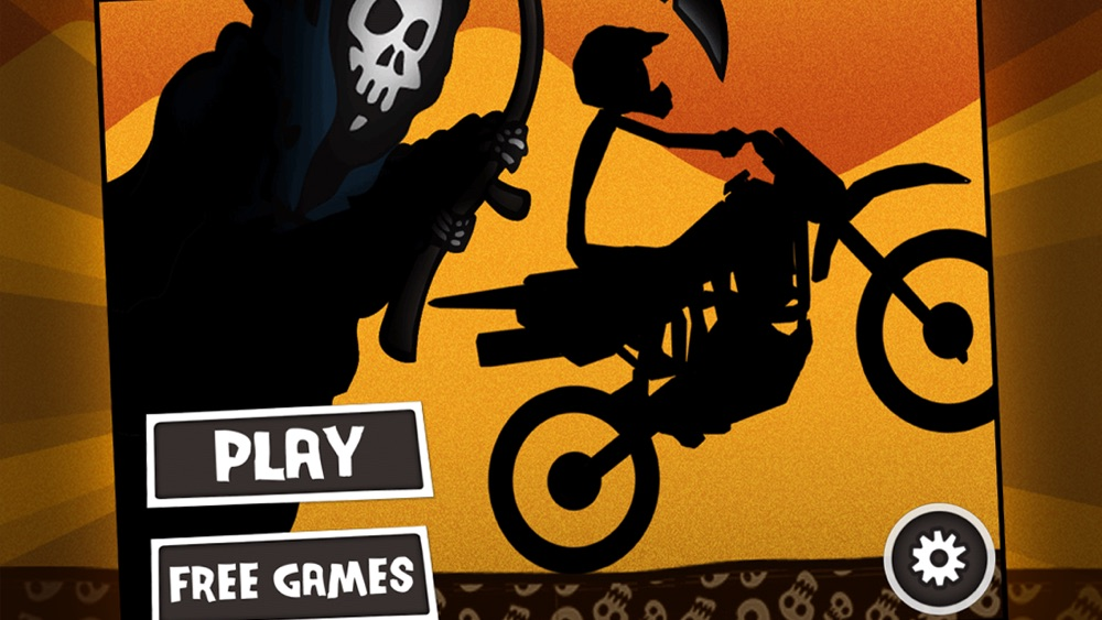 Dirt Bike Death Race – Free Motorcycle Hill Chase Racing Game