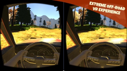 Off-Road Virtual Reality Game : VR Game For Google Cardboard screenshot four