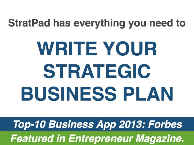 Entrepreneur's Business Plan