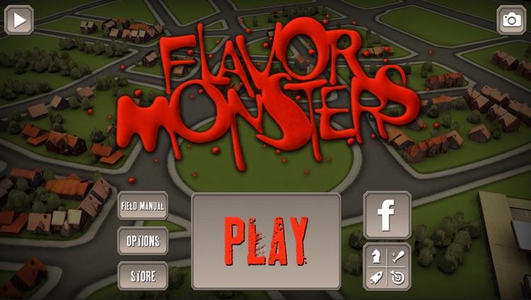 Flavor Monsters
