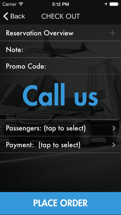 Metro Livery Car Service screenshot-4