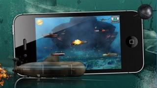 Submarinos batalla Angry - Un juego submarino de guerra!Captura de pantalla de5