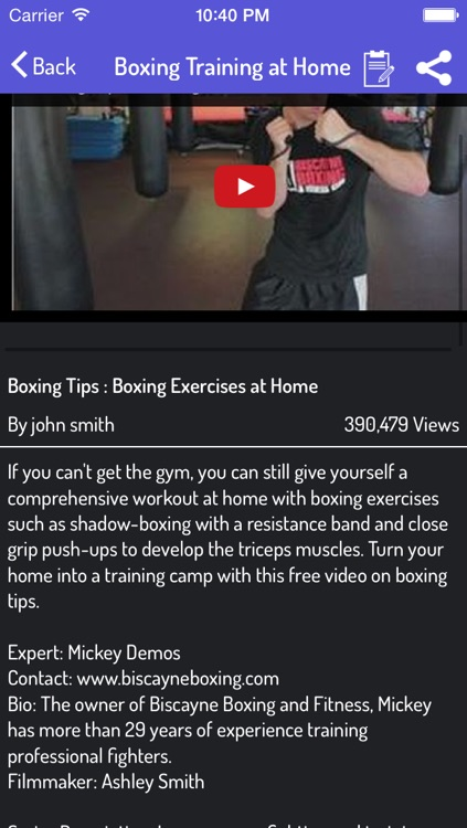 Boxing Guide - How To Become Boxer