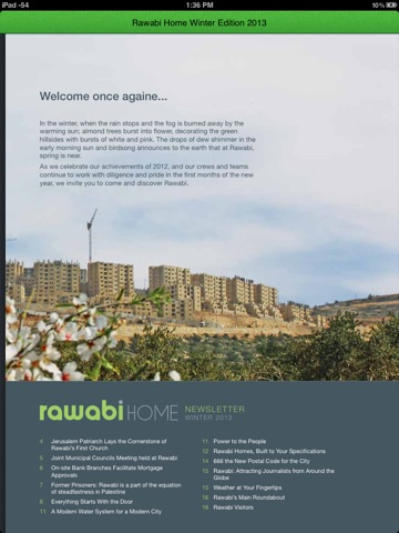 Screenshots for Rawabi