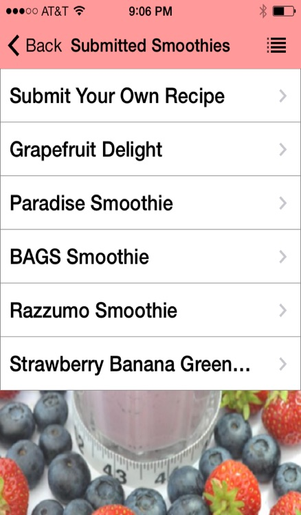 Weight Loss Smoothies screenshot-4