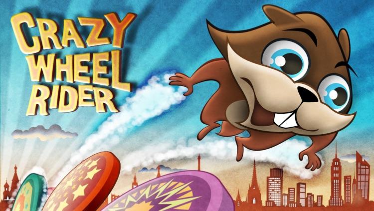 Crazy Wheel Rider HD
