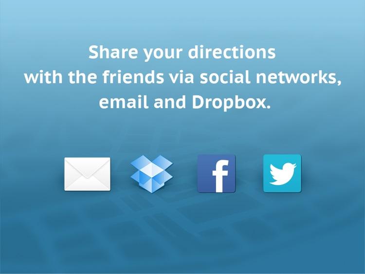 Get Directions HD screenshot-4