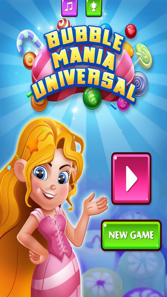 Bubble Mania - Universal