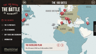 The 100 Dates of the battle of Normandy screenshot two