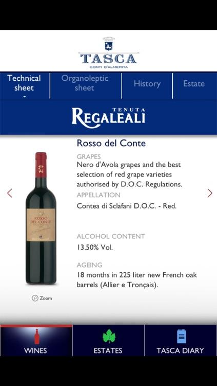 iTasca – Tasca d'Almerita Wines and Estates