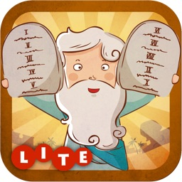 Moses Lite - The Sticker Storybook