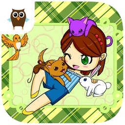 Miki and Friends - Girls Dress Up and Pet Care