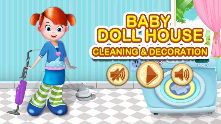 Baby Doll House Cleaning And Decoration Pro Fun Games
